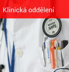 Klinick� odd�len�