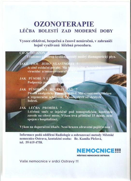 ozonoterapie
