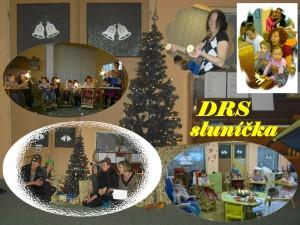 Vánoční besídka oddělení Sluníčka