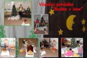 Vánoční besídka oddělení Jahůdek