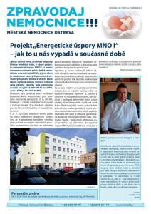 Zpravodaj nemocnice: srpen 2015