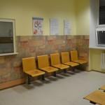 Interní příjmová ambulance - čekárna