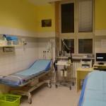 Interní příjmová ambulance - vyšetřovna 1